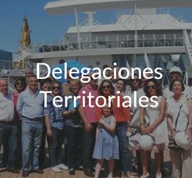 Delegaciones Territoriales